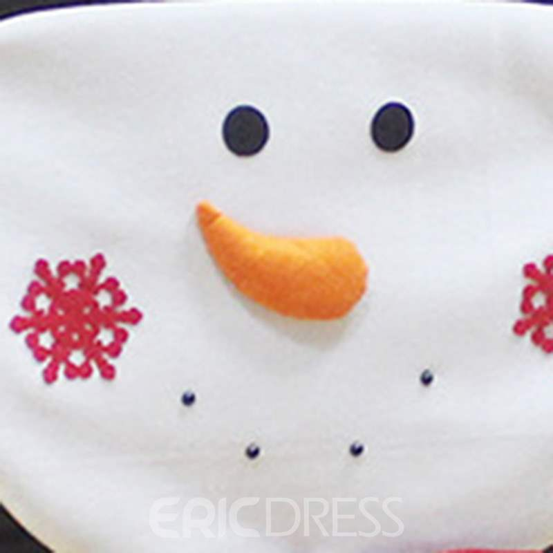 Ericdress Christmas Chair Cover Decoration