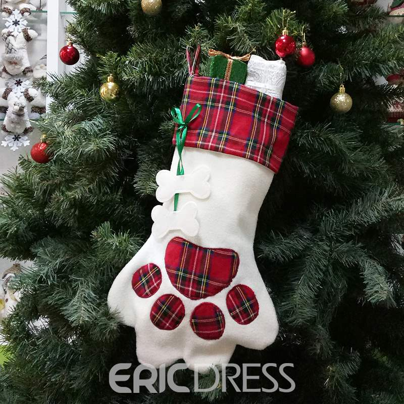 Ericdress Christmas Stocking Claw