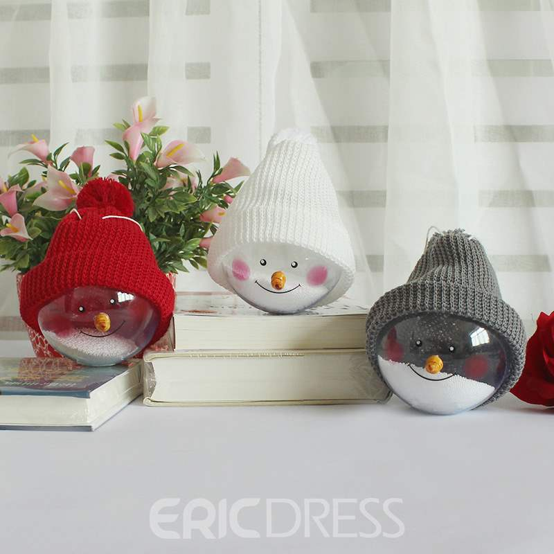Ericdress Christmas Snowman Gift Decoration
