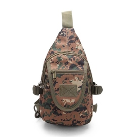 Ericdress Oxford Shoulder Bag Unisex Camouflage Sling Bags