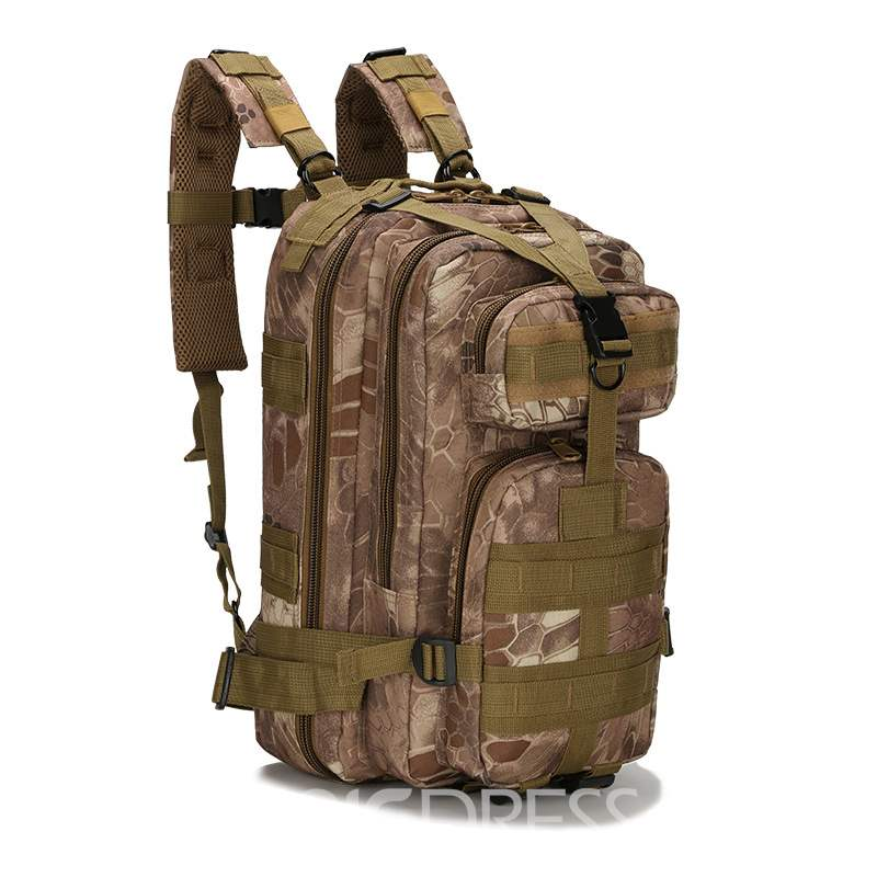 Ericdress Unisex Oxford Backpack Army Bags