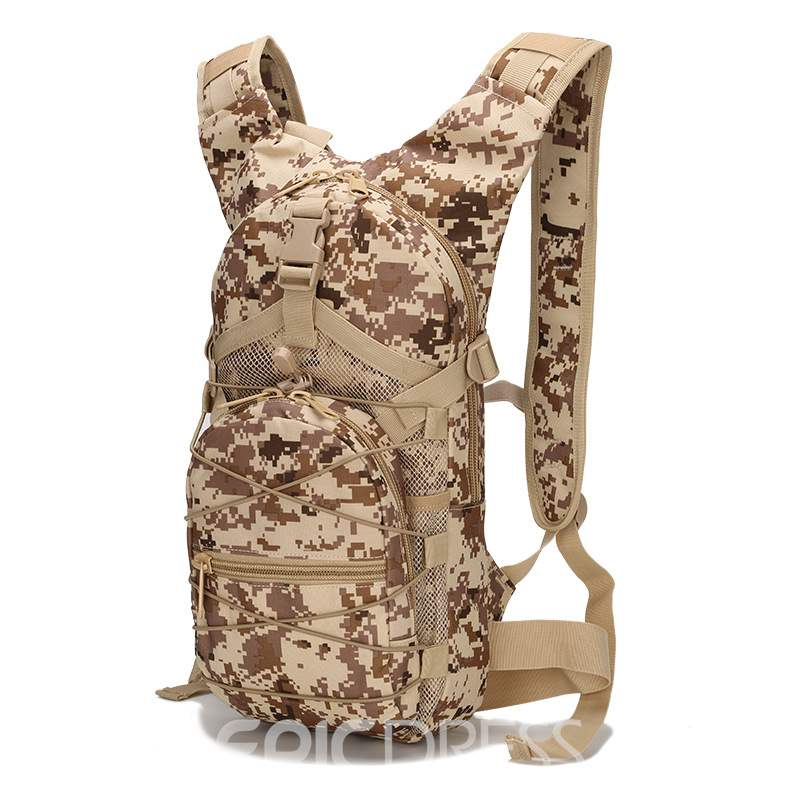 Ericdress Unisex Backpack Oxford Army Bags