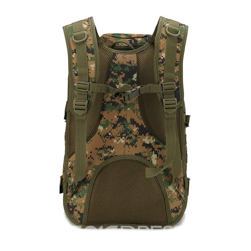Ericdress Oxford Backpack Unisex Army Bags