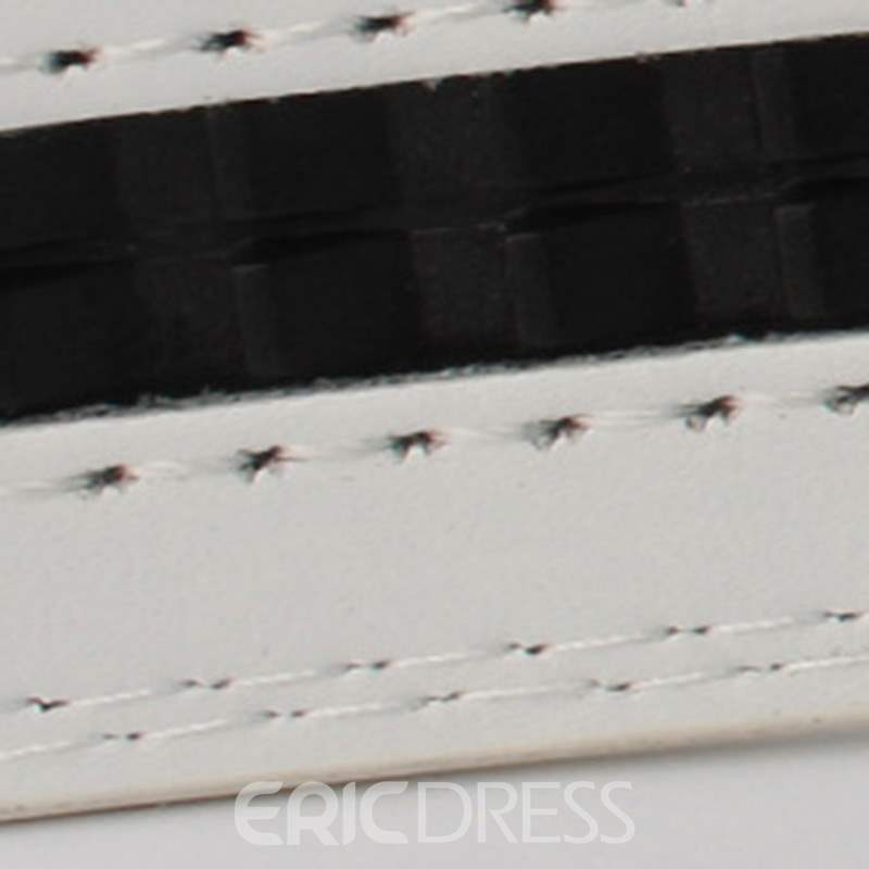 Ericdress Wolf Leather Belt