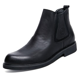 Ericdress Round Toe Slip-On Men's Boots