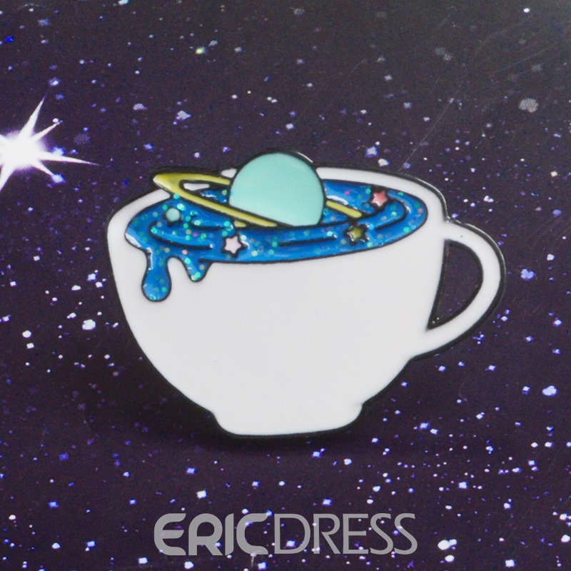 Ericdress Cup Brooches