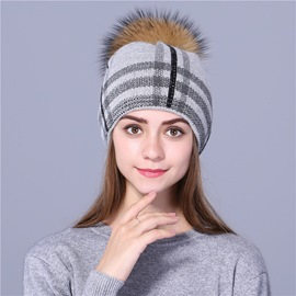 Ericdress Warm Winter Plush Women Hat