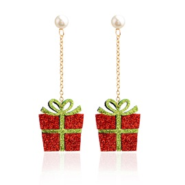 Ericdress Christmas Gift Earrings