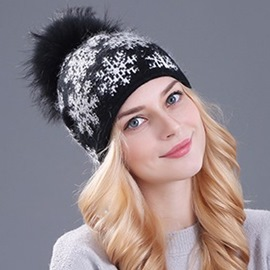 Ericdress Pure Snow Women Hat
