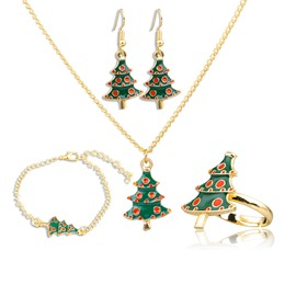 Ericdress Christmas tree Jewelry Sets