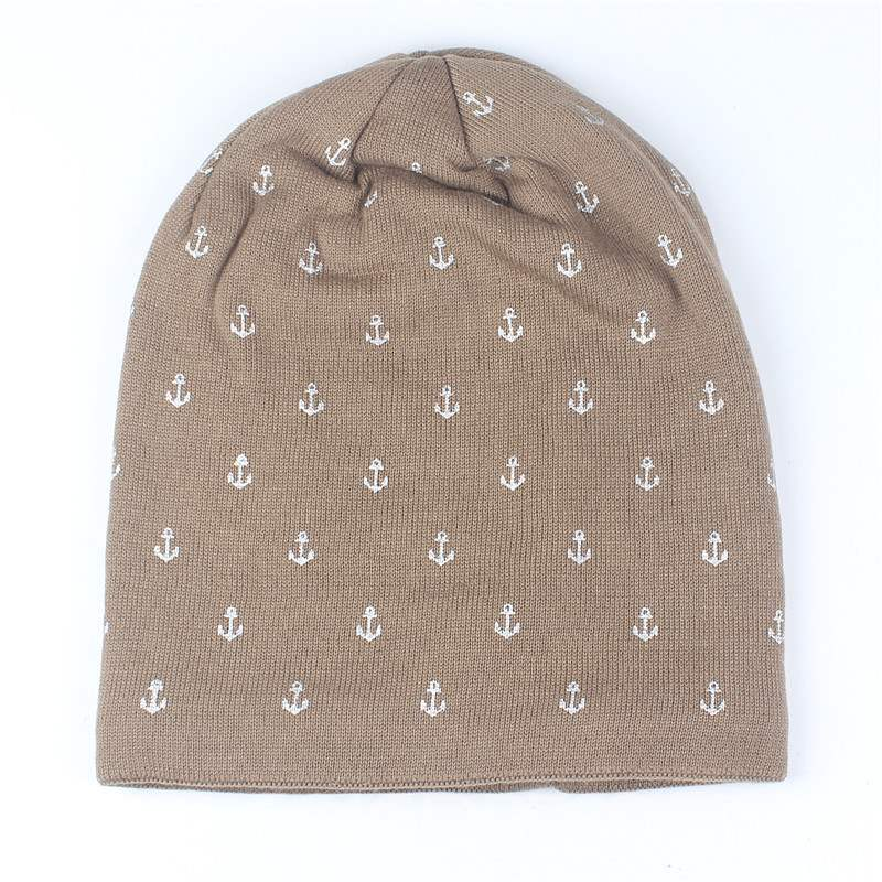 Ericdress Anchor Winter Men Hat