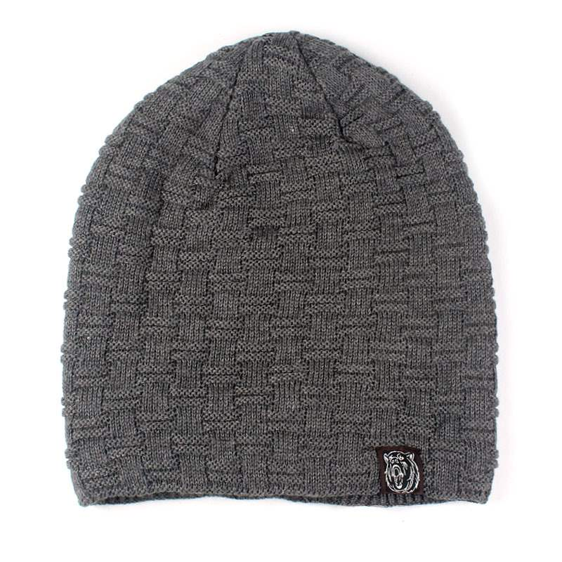Ericdress Pure Winter Warm Hat For Men