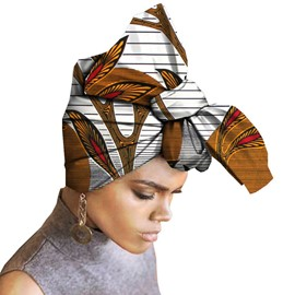 Ericdress Headband African Style Printing Hair Accessories
