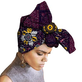 Ericdress African Style Cotton Hair Accessories