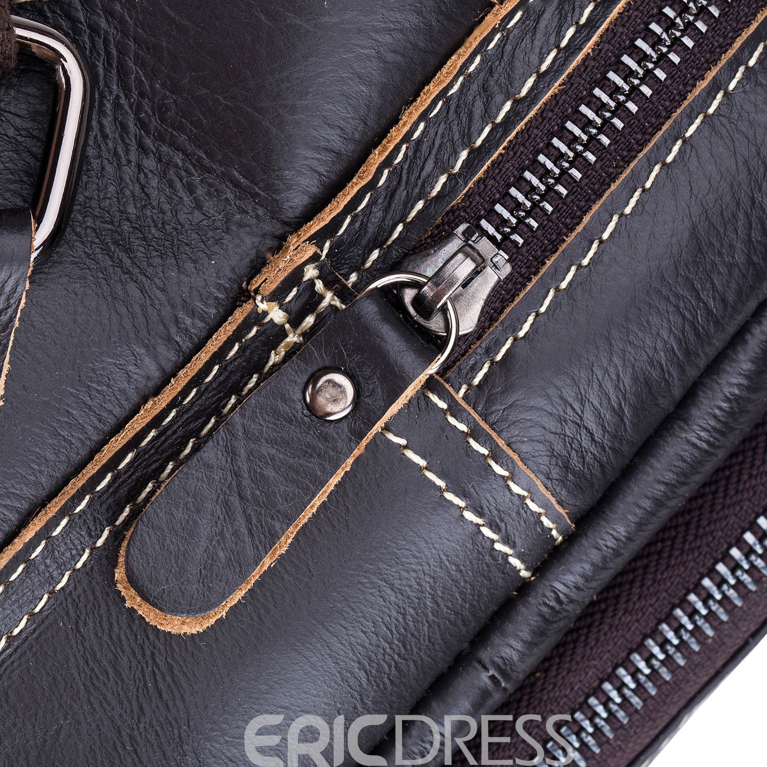 Ericdress Men's European Leather Chest Packs