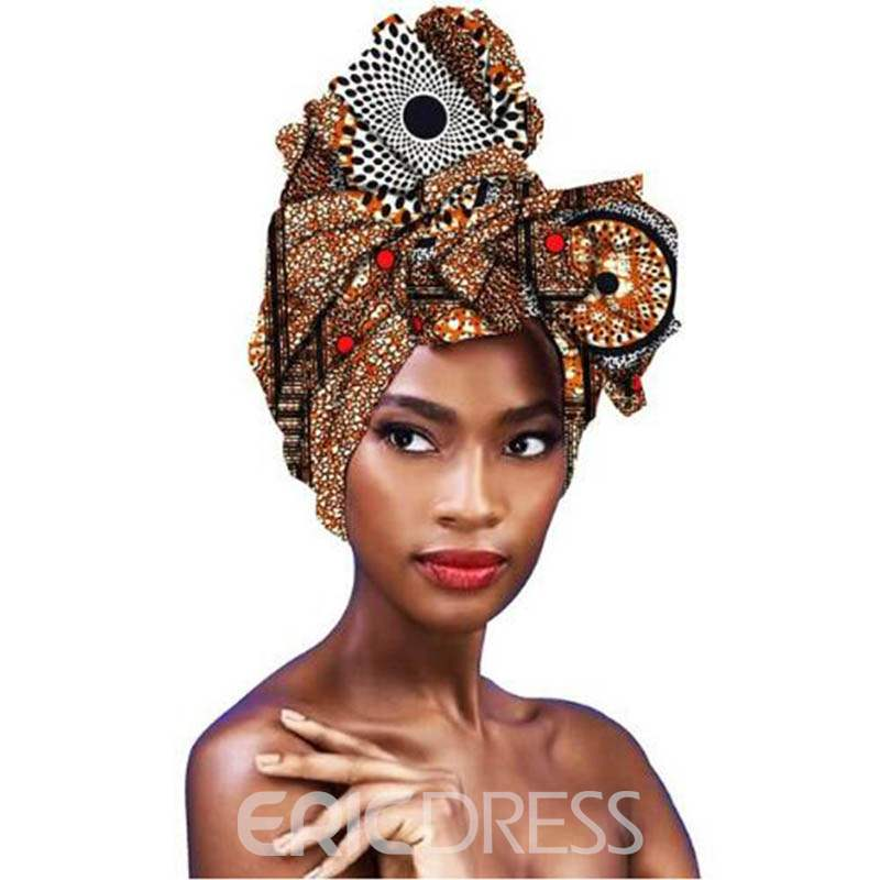 Ericdress African Style Printing Headband Hair Accessories