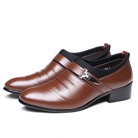 Ericdress Plain Slip-On Low-Cut Upper Men's Shoes