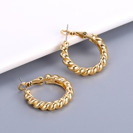 Ericdress Alloy E-Plating Exaggerate Earrings