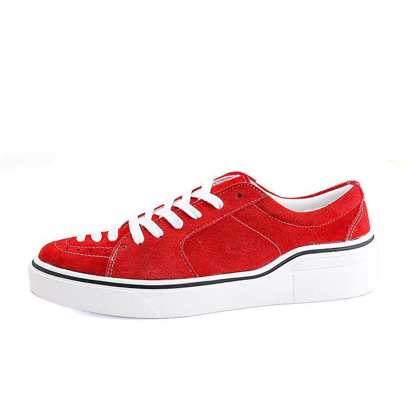 Ericdress Lace-Up Plain Low-Cut Upper Men's Skate Shoes