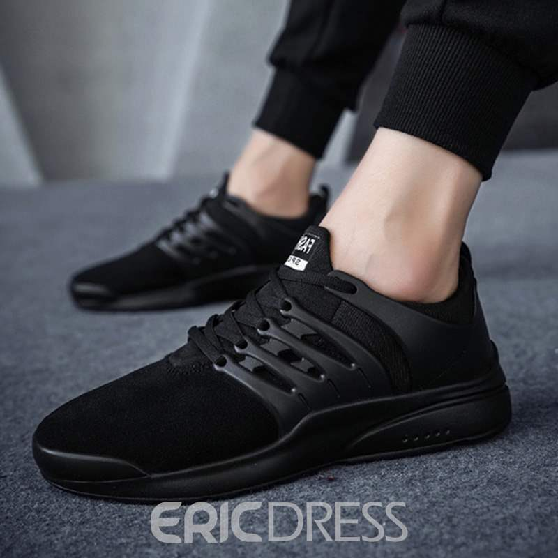 ericdress Low-Cut-Sneakers mit Schnürung
