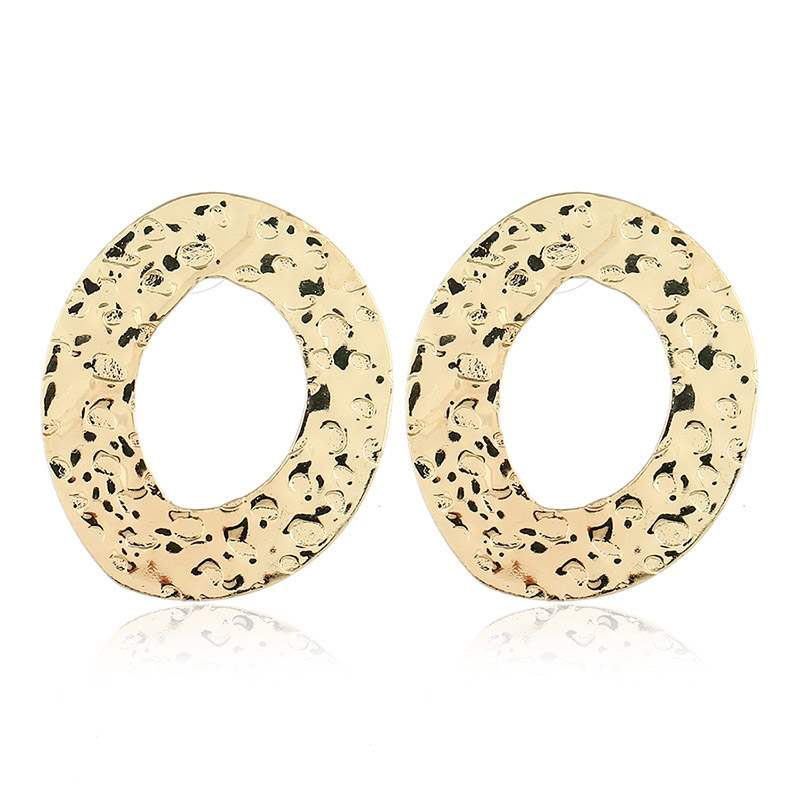 Ericdress Alloy Hoop Prom Earrings