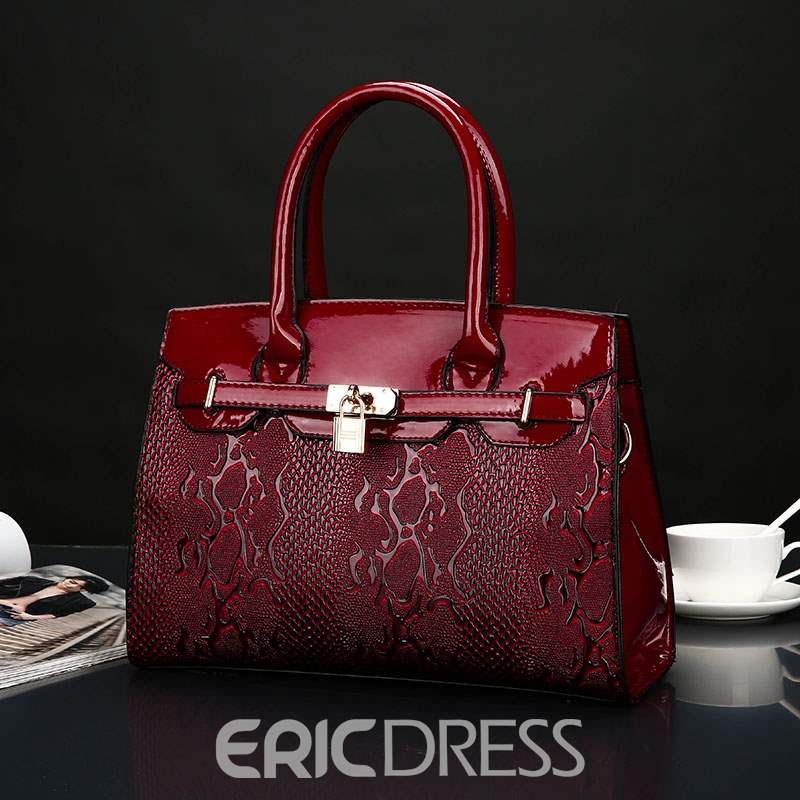 Ericdress Fashion Locked Women Tote Bags