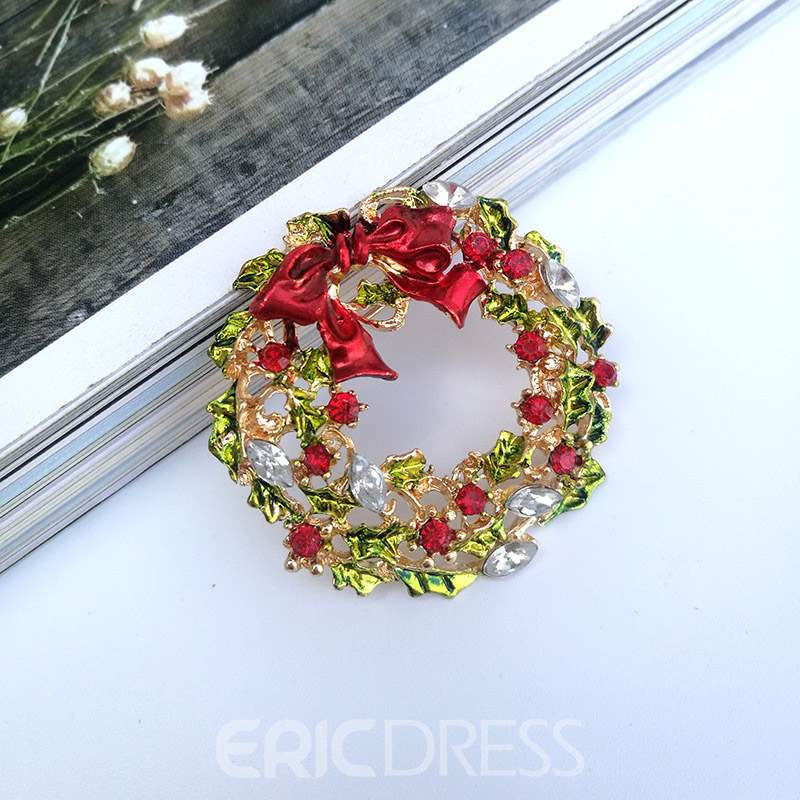 Ericdress Alloy Bowknot Brooches