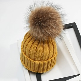 Ericdress Woolen Knitted Fall Hats