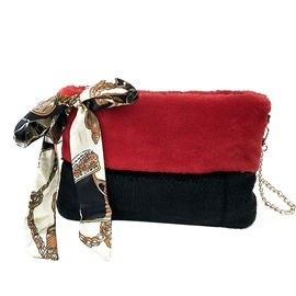 Ericdress Bowtie Rectangle Crossbody Bags