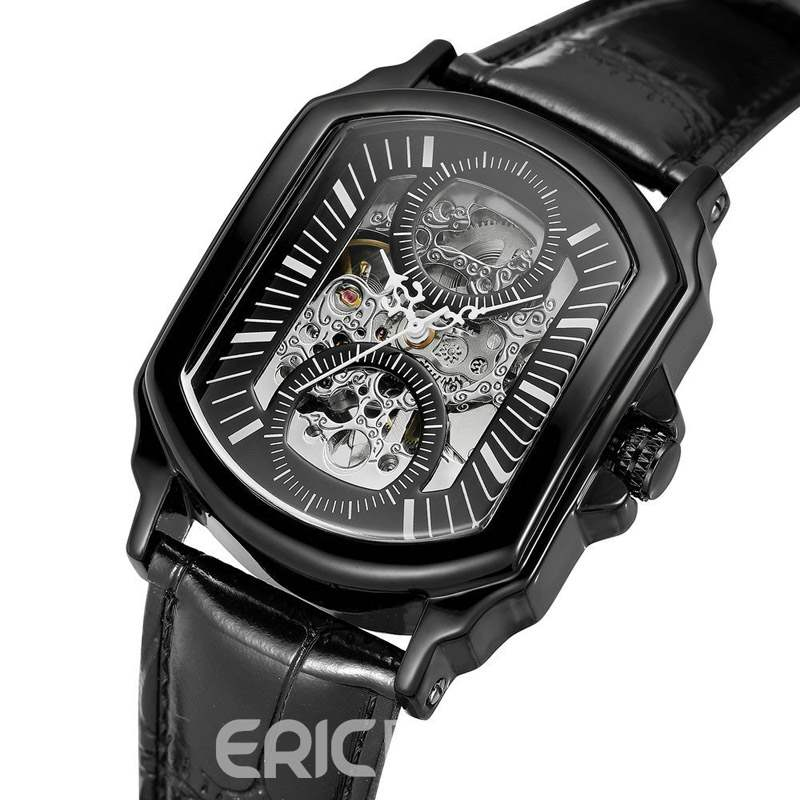 Ericdress Analog Glass Water Resistant Watch