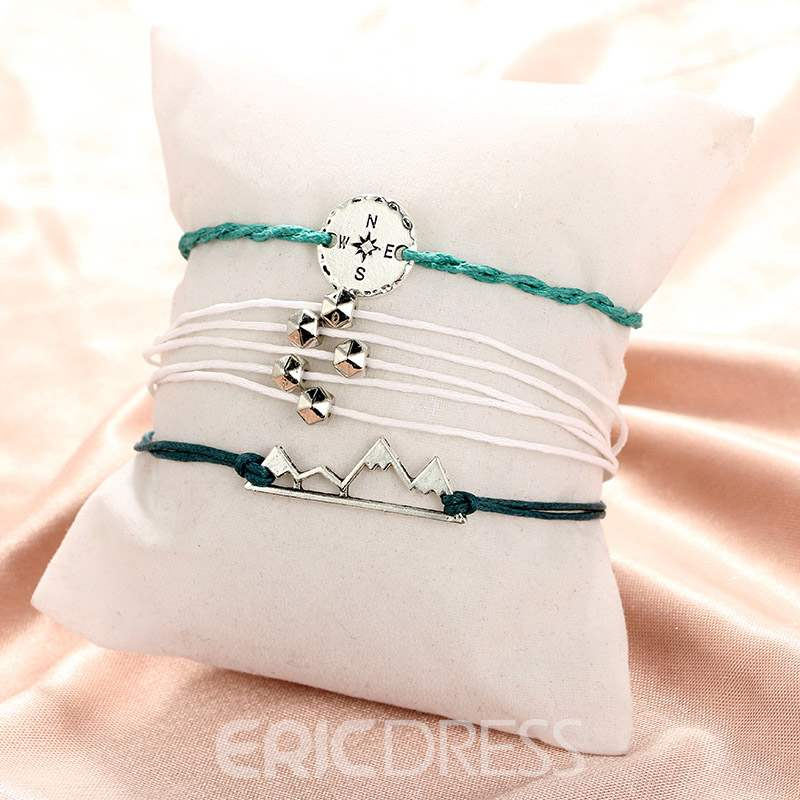 Ericdress Snow Mountain Bracele