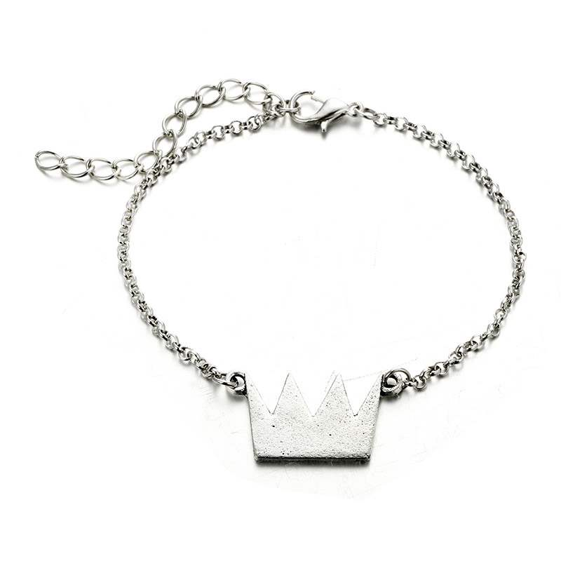 Ericdress Crown Elephant Bracelet