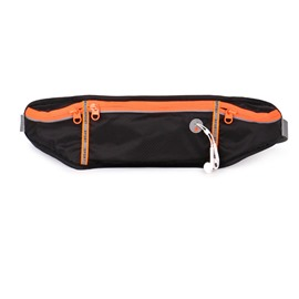 Ericdress Nylon Color Block Unisex Sports Waist Bags