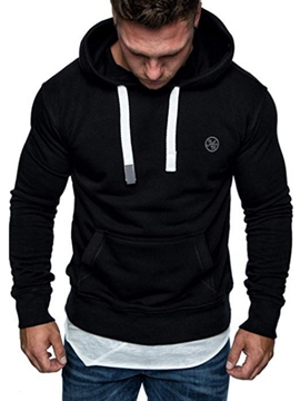 Ericdress Pullover Straight Hoodies