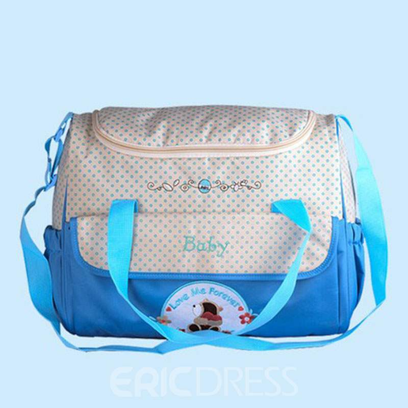 Ericdress Waterproof Cloth Waterproof Tote Bag Nappy Bags