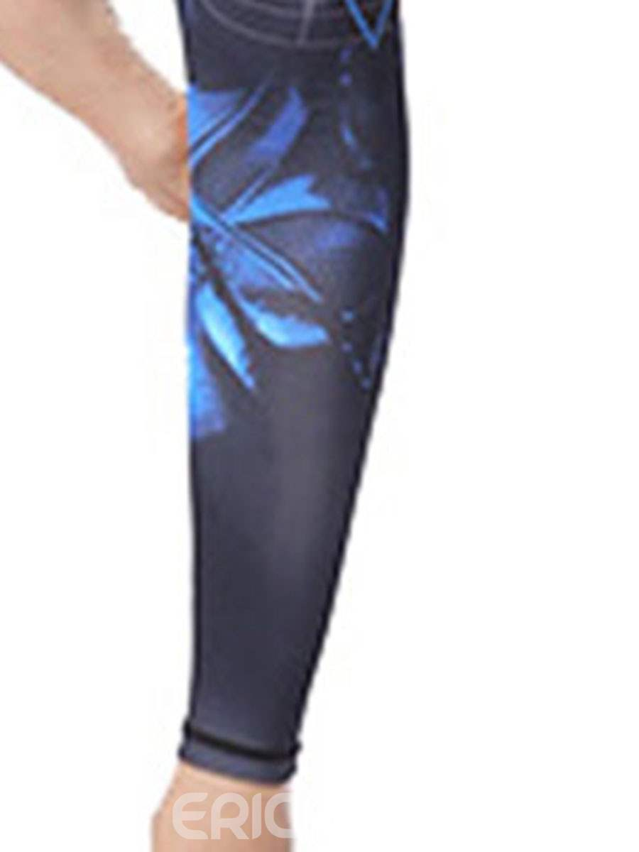 Ericdress Print Breathable Basketball Leggings