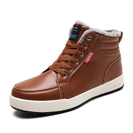 Ericdress High-Cut Upper Men's Winter Boots