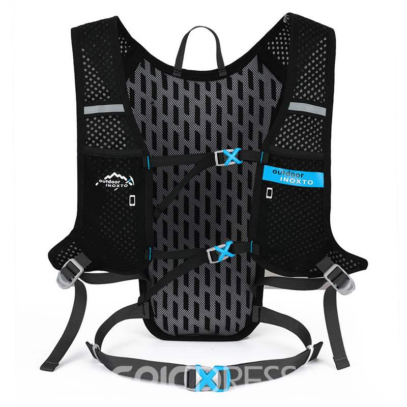 Ericdress Color Block Polyester Letter Sports Bags