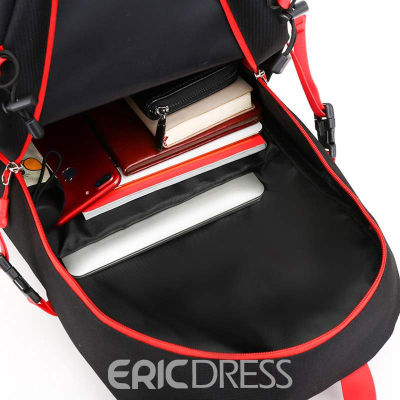 Ericdress Patchwork Oxford Travelling Bags