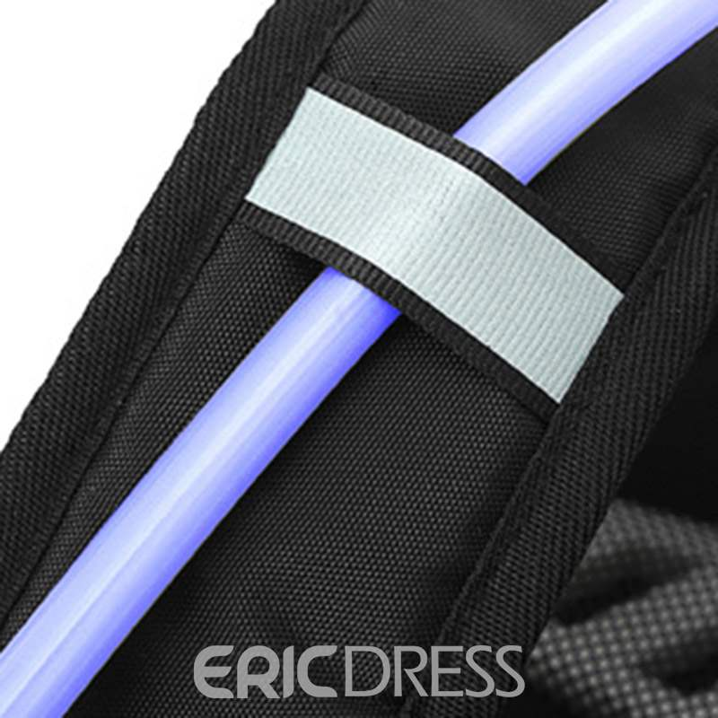 Ericdress Patchwork Letter Polyester Sports Bags