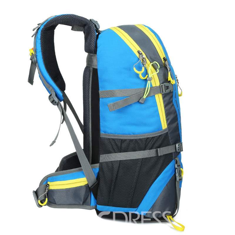 Ericdress Patchwork Oxford Travelling Backpack