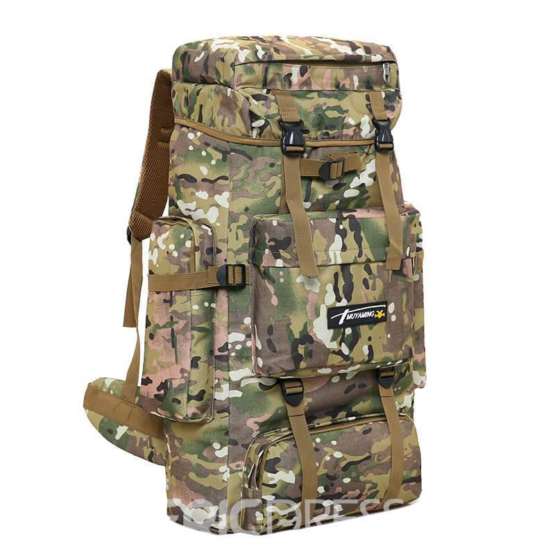 Ericdress Backpack Unisex Oxford Army Backpack