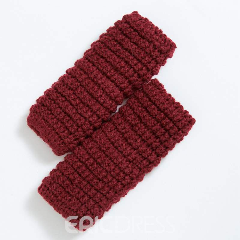 Ericdress Leg Warmers Hollow Out Socks