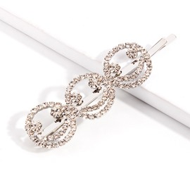 Ericdress Barrette Diamante Hairpin Hair Accessories