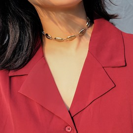 Ericdress Golden Conch Choker Necklace/Anklet