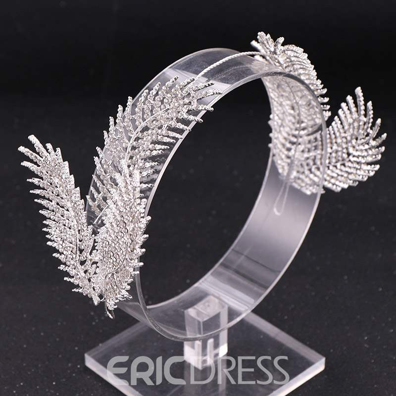 Ericdress Feather Style Tiara Hair Accessories