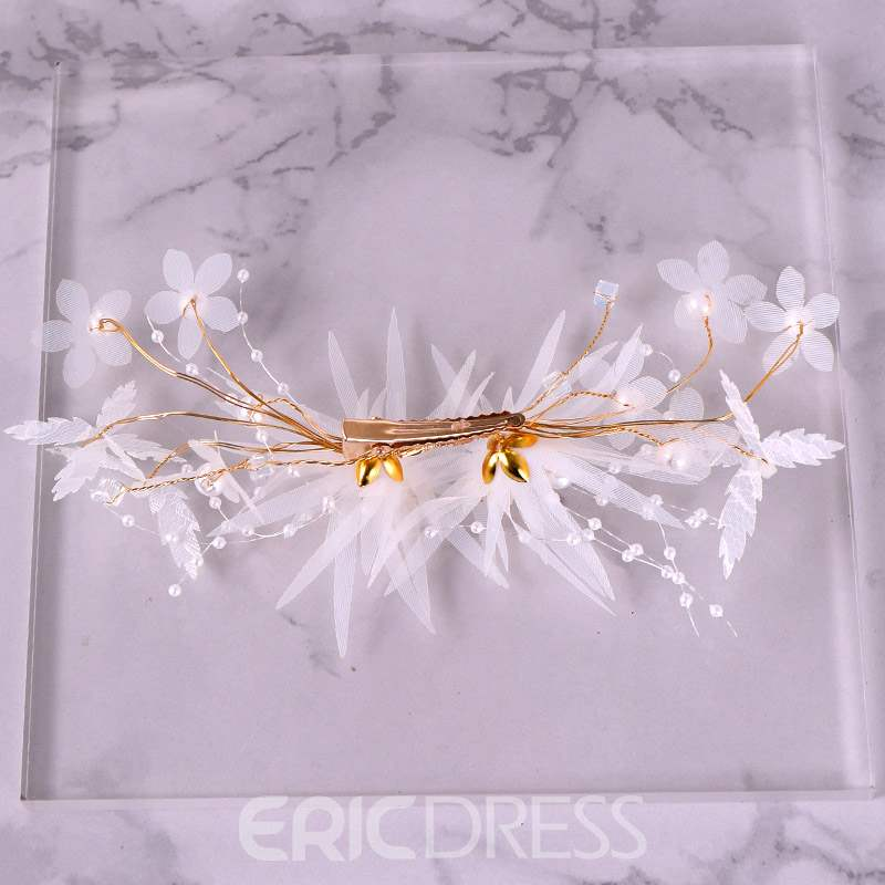Ericdress Floral Wedding Hairpin