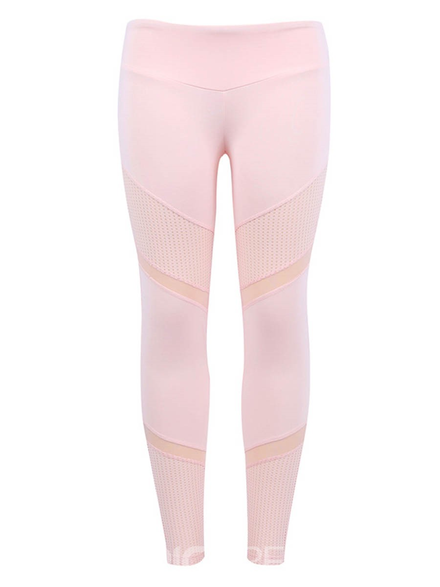 Ericdress Polyester Breathable Patchwork Tennis Pants