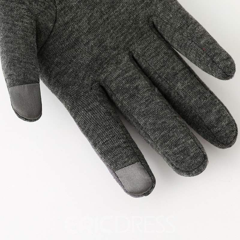Ericdress Tie-Dye Casual Winter Gloves