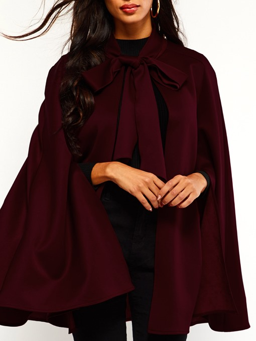 Ericdress Fashion Suede Thin Fall Cape